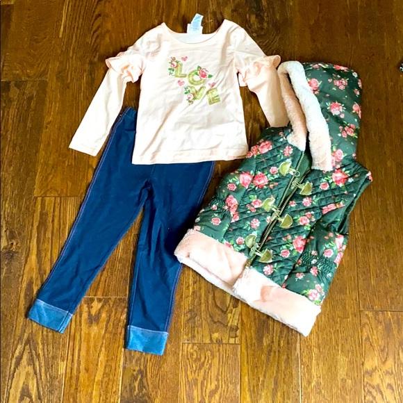 3 Piece Set outfit